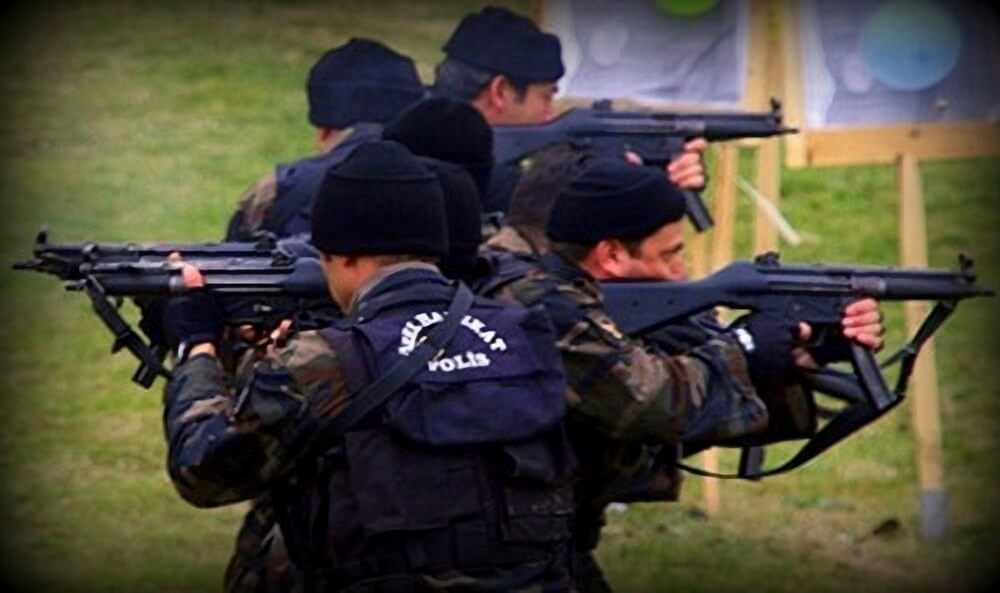 Basic Police Special Operations Training Programmes