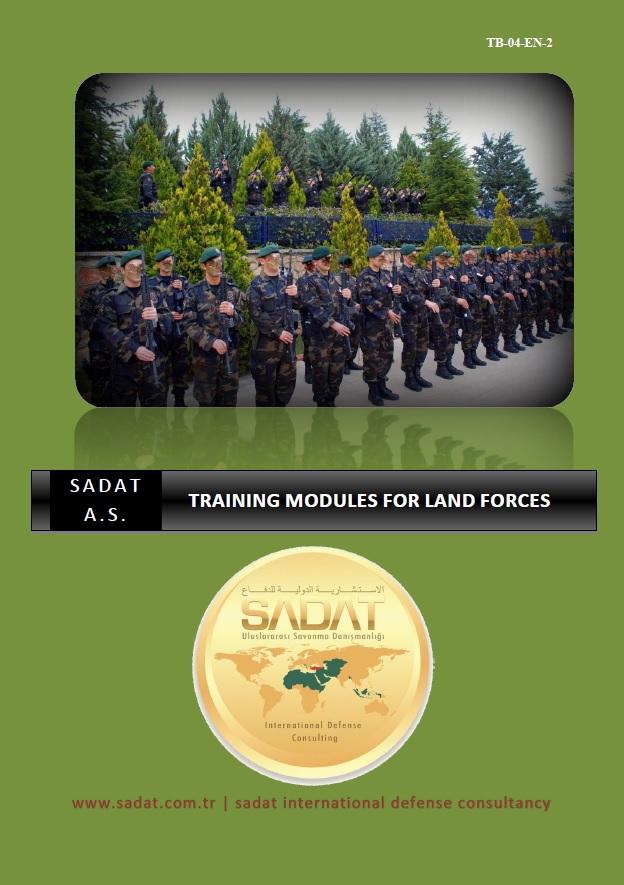 Sample packages for Land Forces